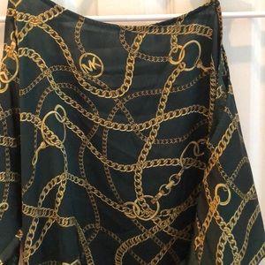 Michael Kors sleeve cut dress top